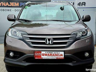używany Honda CR-V 2.2dm 150KM 2013r. 220 000km