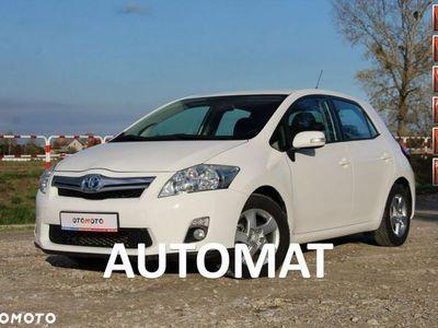używany Toyota Auris 1.8dm 136KM 2011r. 137 000km