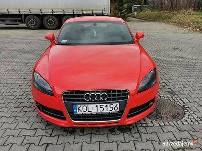 używany Audi TT 2.0 Tdi 170km Piękna