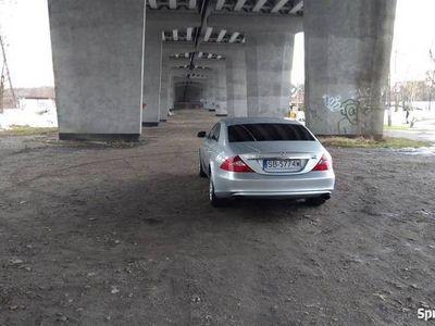 używany Mercedes CLS320 CDI 2007r