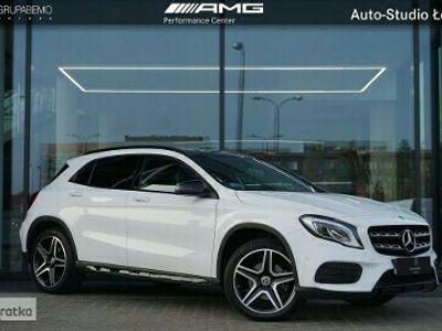 używany Mercedes GLA220 Klasa220 4M AMG KeylessGo PanoDach Kamera Ambient LED