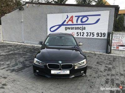używany BMW 320 automat/2.0d/143KM/alufelgi/bluetootch F30 (2012-)