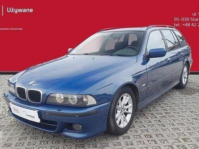 używany BMW 525 SERIA 5 IV (E39)Grzane siedzenia | Szklany dach | Xenon | Hak
