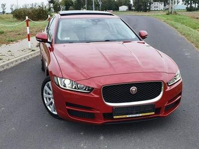 używany Jaguar XE XE JaguraPrestige 180p.s Zapraszam I (2014-)