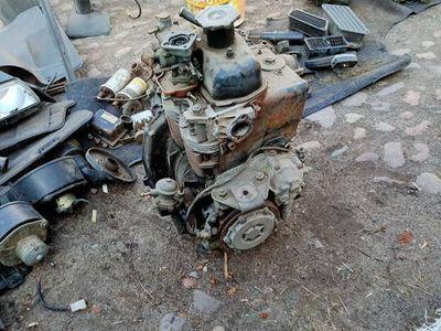 używany Fiat 126 całość lub część