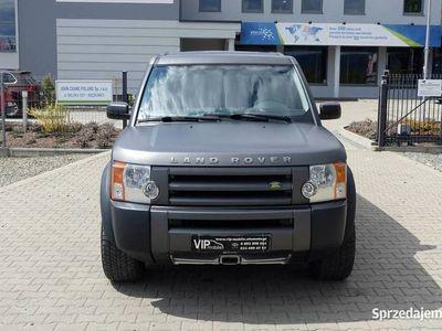 używany Land Rover Discovery 2.7dm 190KM 2008r. 235 000km
