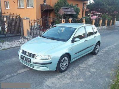 używany Fiat Stilo Stilo stilo 1.6 benzyna hatchback 1.61.6 benzyna hatchback klimatyzacja ręczna klima.
