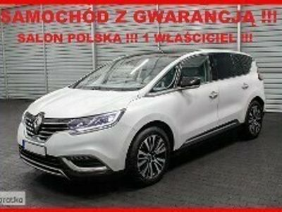 używany Renault Espace V INITIALE PARIS + Salon PL + 1 WŁ + 100% Serwis !!!