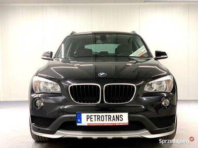 używany BMW X1 2.0 / 143 KM XDRIVE NAVI SKÓRY KLIMATRONIK ISOFIX TE