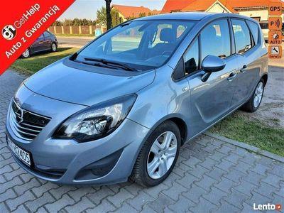 używany Opel Meriva B navi, klimatronic, gwarancja, zarejestrowany!