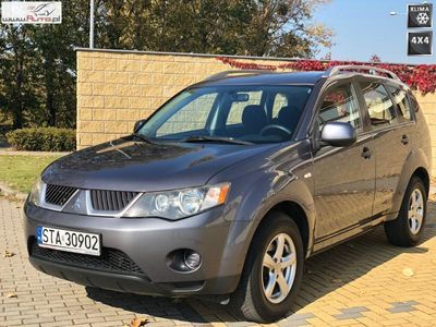 używany Mitsubishi Outlander 2009 r 130 tys km !! 2.0 2.0 automatyczna klima.