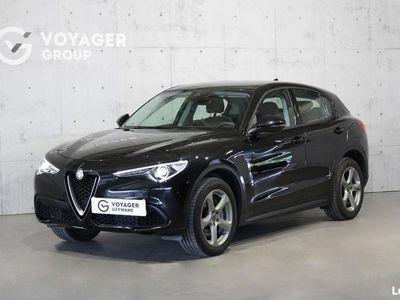 używany Alfa Romeo Stelvio 2dm 280KM 2017r. 27 557km