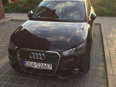 używany Audi A1 zadbane