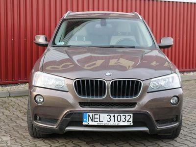 używany BMW X3 II (F25), Nowa Wieś Ełcka