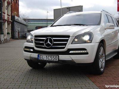 używany Mercedes GL55 AMG Możliwa zamiana kredyt leasing