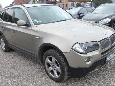 używany BMW X3 I (E83) Mocny silnik 3.0 - 220KM !