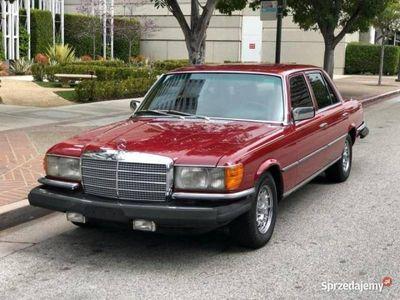 używany Mercedes W115 -Benz 450 SEL W116 6,8 benz. 290KM 1979