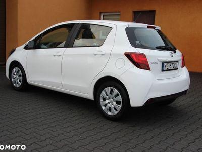 używany Toyota Yaris III