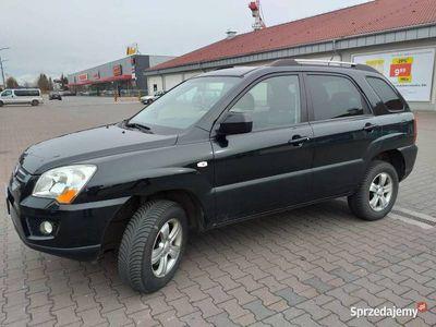 używany Kia Sportage 2.0 Benzyna 140KM