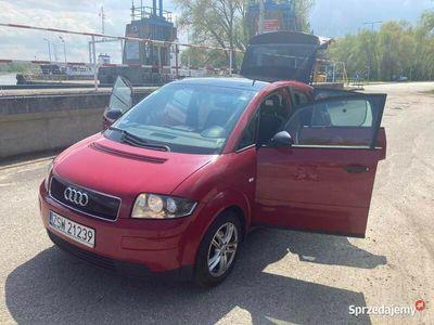 używany Audi A2 2002r