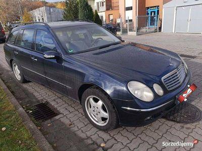 używany Mercedes E270 w211