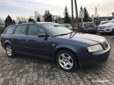 używany Audi A6 C5 2003r. 1 Właściciel w Kraju