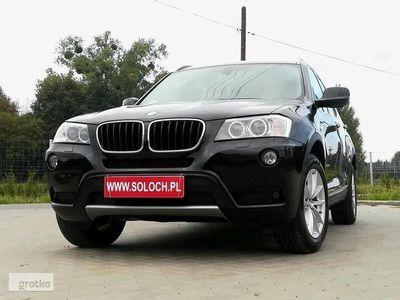 używany BMW X3 2dm 184KM 2013r. 112 000km