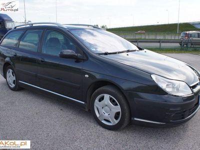 brugt Citroën C5 bezwypadkowy 1.5 bezwypadkowy automatyczna klima.