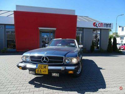 używany Mercedes SL380 380 SL R107 Hardtop R107 (1972-1989)