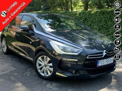 używany Citroën DS5 2dm 163KM 2012r. 240 000km