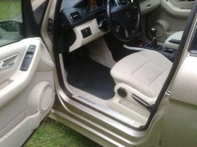 używany Mercedes 200 B KlasaCDI