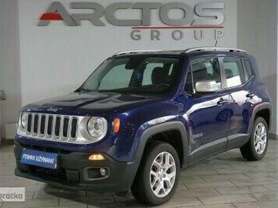 używany Jeep Renegade I 2.0 MultiJet Limited 4WD S&S Salon PL 1wł.