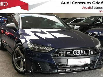 używany Audi S7 349KM | Panorama |hak| Headup | Czerń | Skretna oś|Kamera360