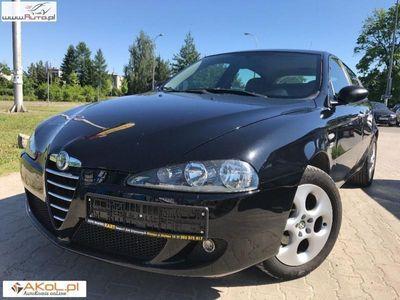 używany Alfa Romeo 146 147 1.6dm3 105KM 2007r.000km ABS ręczna klima.