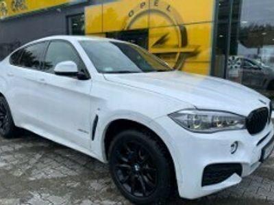 używany BMW X6 F16 3.0 Diesel 258KM / Salon Polska / Serwis / M Pakiet