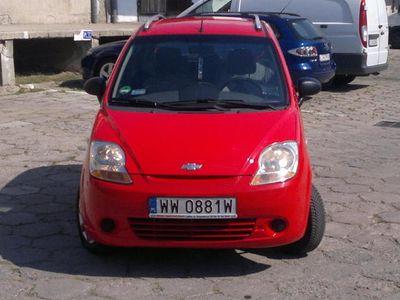 używany Chevrolet Spark 0.8 2008r