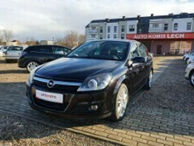 używany Opel Astra 2.0ikat 16V Turbo Sport