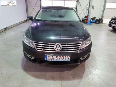używany VW CC Passat 2dm3 140KM 2014r. 214 714km2.0 TDI DPF BMT