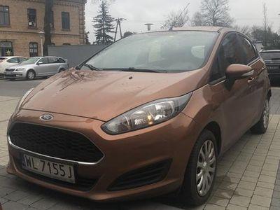 używany Ford Fiesta Ecoboost 2016 r