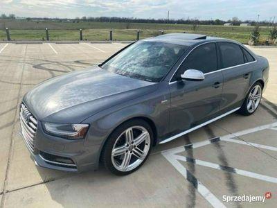 używany Audi S4 S4Premium Plus 3.0 benz. V6 333KM S-tronic 7-bieg. autom. 2012 B8 (2007-)
