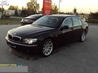 używany BMW 220 seria 7 3.0dm3 218KM 2004r.000km 730 730 Lift Pełna Opcja !!!