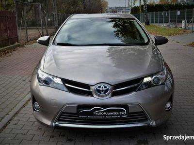 używany Toyota Auris 1.8dm 136KM 2013r. 119 000km
