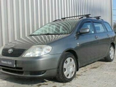 używany Toyota Corolla IX 1.6 terra klimatyzacja salon PL