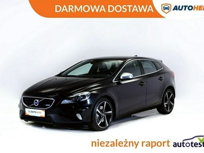 używany Volvo V40 DARMOWA DOSTAWA, Hist Serwisowa,VAT, Xenon, Navi, Półskóra, II (2012-)