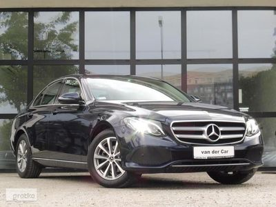 used Mercedes 220 Klasa E W2122.0d ! 195 KM ! 9-Tronic ! Z polskiego salonu ! Faktura VAT !