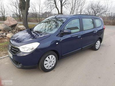 używany Dacia Lodgy * Klima / Udokumentowany Przebieg *, Pleszew