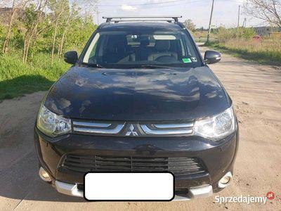 używany Mitsubishi Outlander 2.0 Benzyna Automat 4x4