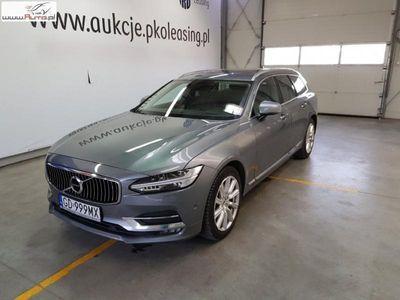 używany Volvo V90 2dm 235KM 2016r. 77 909km