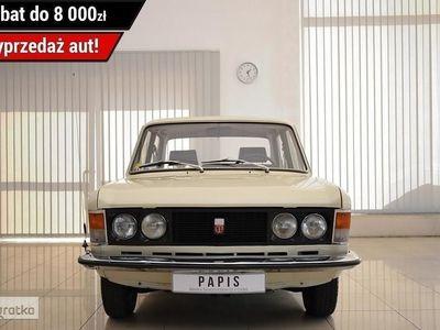 używany Fiat 1500 125pMały Przebieg Bezwypadkowy Stan Bardzo Dobry PAPIS