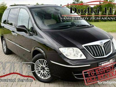 używany Lancia Phedra 2,2JTD DUDKI11 7 Osobowe,DVD,Automat,Serwis,Xenon,Elektryczne Fotele. I (2004-2010)